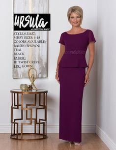 469ed4071e Ursula of Switzerland Special Occasion fashion