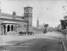 Railway Station, Bangor, Co. Down