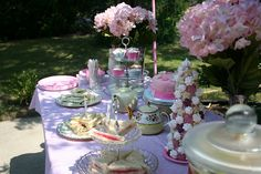 DIY Tea Party (on a budget)