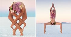 This Yogi's Incredible Body Poses Are Inspiring People With Serious Mental…