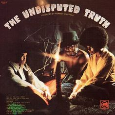 The Undisputed Truth-s/t  Norman Whitfield cont...