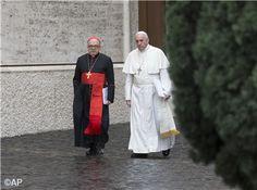 Pape François - Pope Francis - Papa Francesco - Papa Francisco - févr 2014, consistoire sur la famille