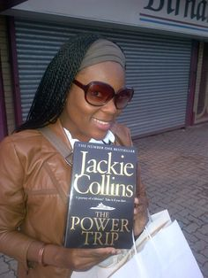 The Power Trip :-) HEART IT, Jackie Collins never disappoints :-)