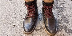 Men's Footwear Guide – Alternatives To The Military Boot #FashionTip #Men