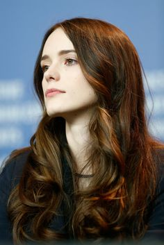 #StacyMartin at the #Nymphomaniac press-conference at 64th Berlinale International Film Festival, February 9, 2014, Berlin, Germany