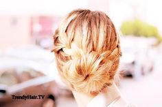 Try out some new hairstyles (Pinterest hair boards- I have a million styles to try out that I haven't got to yet! (: )