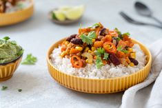 Wat Eten We Vandaag: Vegan chili sin carne met guacamole | Foto | AD.nl
