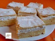 Nevesincs krémes | Edit56 receptje - Cookpad receptek Cornbread, French Toast, Food And Drink, Dairy, Cheese, Breakfast, Cake, Ethnic Recipes, Garden
