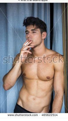 Hot Guys Smoking, Man Smoking, My Love, Swimwear, Paradise, Sky, Blog, Fashion, Men Smoking