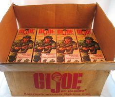 The G.I. JOE Action Soldier (7500) was the flagship figure of the line, and was first released in 1964. He remained in production through the end of the military series in 1968.
