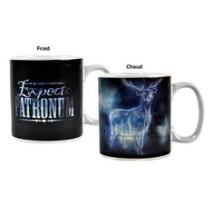 Mug Expecto Patronum - Harry Potter