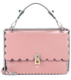 b7f5dd8bec FENDI Kan I Leather Shoulder Bag.  fendi  bags  shoulder bags  hand