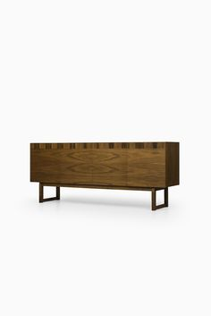 Ib Kofod-Larsen sideboard in walnut at Studio Schalling