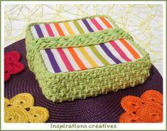 Tuto Porte-Serviettes en papier au Crochet