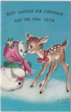 Image result for christmas crafts with vintage cards or images