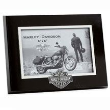 Bar & Shield Logo Picture Frame    Showcase your favorite photo in this Bar & Shield logo wood frame.  Call Wilkins to order 802.476.6104