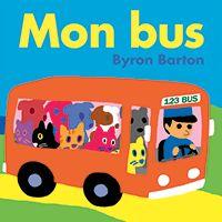 Mon bus, Byron Barton