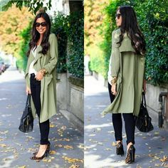 Shop Women's Boutique Green size One Size Fits Most Trench Coats at a discounted price at Poshmark. Description: 🎉Best in Sweaters, Jackets & Coats Party HOST PICK 11/11?🎉 🎉Classic Chic Party HP 1/22🎉  TOP SELLER!   Lightweight Trench - Olive - OSFM  *Also in beige shown   🌟Personal Testimony - I absolutely love these! They are a brushed cotton/polyester blend.. Lightweight & loose-fitting.. throw over anything! Very classy. Anyone that knows me knows I love my...