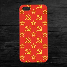 USSR Soviet Russia Case for Apple iPhone 4 4s 5 5s 5c 6 6s plus Mobile Cover 2015 Hot Selling