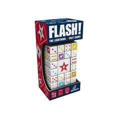 Flash! Dice Game, Multicolor