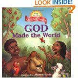 God Made the World (Jump at the Sun Bible Classics) Bible Stories For Kids, Bible Study For Kids, Teaching Kids, Kids Learning, My Children, Childhood Memories, My Books, God, Huggies Diapers