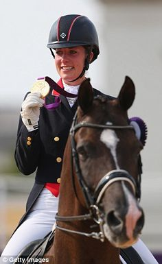 Dujardin and Valegro: GOLD!