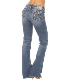 NEW Sale Women Silver Mid Rise Suki Skinny Stretch Jegging Jean 26