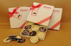 Cereta's Chocolate Peppermint Sprinkle Cookies- YUM!