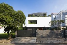White Cube House / MM++ architects