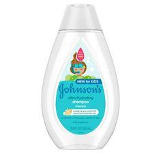 Johnson's Ultra-Hydrating Tear-Free Kids' Shampoo with Pro- Vitamin & Proteins, Paraben-, Sulfate Shampoo For Dry Scalp, Shampoo For Curly Hair, Moisturizing Shampoo, Hair Conditioner, Homemade Conditioner, Homemade Shampoo, Natural Shampoo, Toddler Shampoo, Baby Shampoo