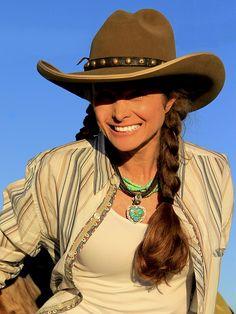 Brit West - Felt Cowboy Hat