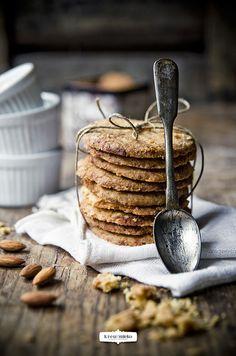 biscuits cookies - food desert tea time