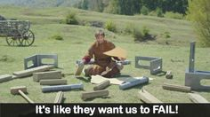 KitKats Funny IKEA Spoof Ad Imagines Furniture-Assembling In Medieval Times