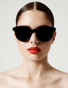 Isson x Ginger & Smart from Mercedes Benz Fashion Week, featuring GUNTA in Moss Tortoishell