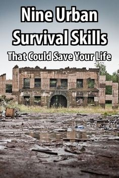 9 Urban Survival Skills That Could Save Your Life