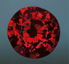 On display at the Smithsonian from the DeYoung Collection - A red diamond was left as a bequest when Mr. DeYoung passed away: an extremely rare red-hued diamond weighing 5.03 carats. The DeYoung Family is very proud that these special gems can be enjoyed by millions of visitors to the Smithsonian.