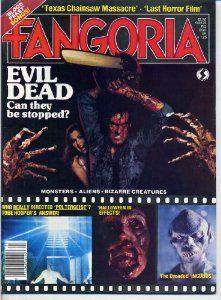 Fangoria Magazine 23