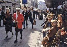 Public Life Survey - Stroget 2000
