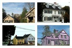 Les USA les routes du Maine  sur charlotteblablablog