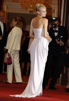 Diane Kruger, Valentino: The Last Emperor premiere, exquisite!