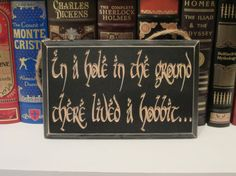 Engraved Door Hanger CNC Carved Sign  Lord of by AllyBoosCreations