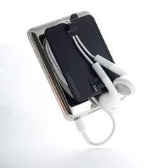 earphones holder