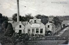 zuivel fabriek hardenberg 1912