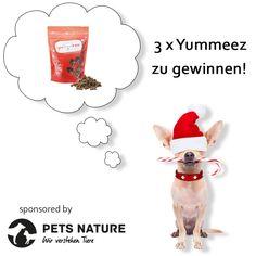 19. Dezember – 3 x 2 Yummeez Leckerchen von Pets Nature zu gewinnen!