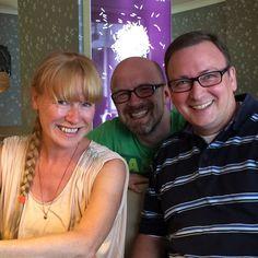 Treffen mit Katja und Mathias in Hamburg.