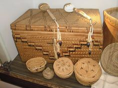 How to Weave Baskets from Pine Needles  - More Great Ideas From DriedDecor.com