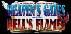 heavens gates and hell's flames - Google Search