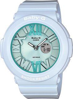 Baby -G Blue series BGA161-2B ... ^^