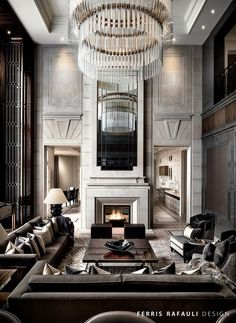 Agatha O I Luxury Interior Design - Luxury Luxury Interior Design, 8 Stunning Interior Design Ideas that Will Take Your House to Luxury Homes Interior, Luxury Home Decor, Modern Interior Design, Luxury Rooms, Interior Architecture, Small Luxury Homes, Interior Staircase, Stone Interior, Color Interior