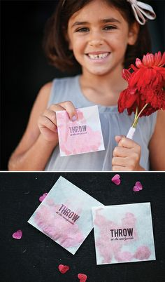 Our Wedding: DIY Paper Items + Our funny guestbook | Lovestruck Social Events